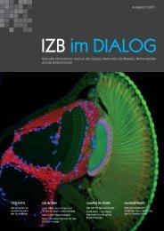 Ausgabe 01/2011 - IZB