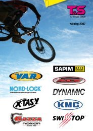 T&S-Katalog - Cycle Marketing & Research Services