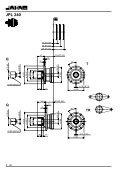 Planetengetriebe JPL 240 - Jahns-Regulatoren GmbH - Page 6