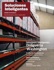 Newsletter 2012 - Sistemas y Proyectos