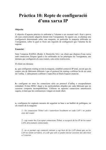 Pràctica 10 - Instituto de Robotica