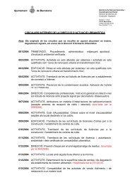 circular interna - Col·legi d'Enginyers Tècnics Industrials de Barcelona