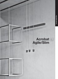 Acrobat Agile/Slim - Jakobs-DMV GmbH & Co. KG