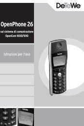 OpenPhone 26 - Aastra