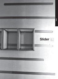 Slider - Jakobs-DMV GmbH & Co. KG