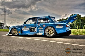Fotoshooting mit Axel Weichert (www.100octane.de) - jb-Racing