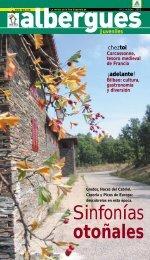 Albergues Juveniles Magazine