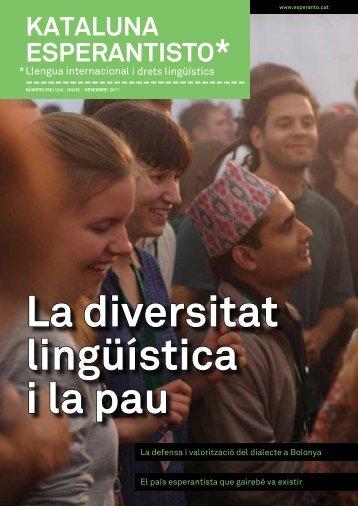 KATALUNA ESPERANTISTO* - Associació Catalana d'Esperanto