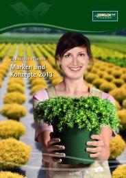 Zu Jeddeloh Pflanzen Marken Und Konzepte 2013
