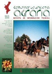 revista agraria - número 15 - IVIA
