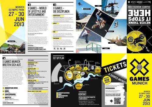 27 - 30 Jun 2013 - X Games Munich