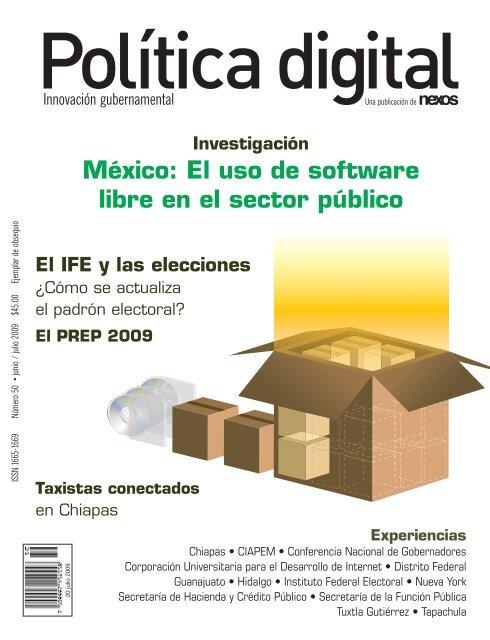 México El Uso De Software Libre En El Sector Público
