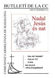 CC - Carmelites Descalços de Catalunya i Balears