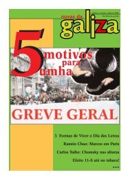 Nº3 Junho / Julho 2002 - Novas da Galiza