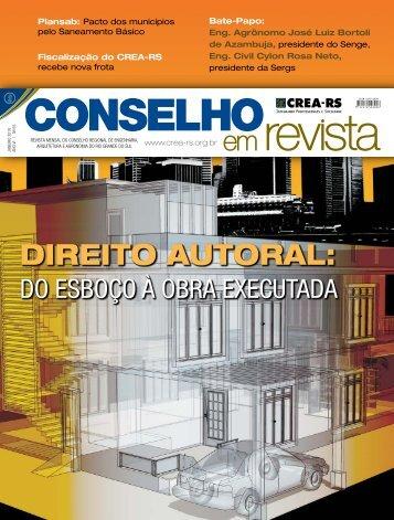 DIREITO AUTORAL: - IAB – Instituto dos Arquitetos do Brasil