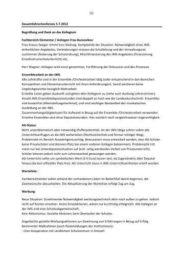 Protokoll als pdf.-Datei