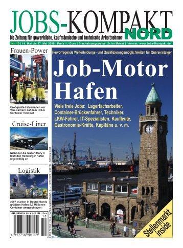 Stellenmarkt inside - Jobs-Kompakt