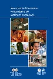 Neurociencia del consumo y dependencia de sustancias psicoactivas