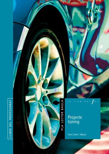 Projecte túning. Llibre del professorat - Baula