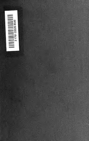 Vida de Marcos de Obregón - University of Toronto Libraries