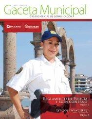 Gaceta 06 - H. Ayuntamiento de Puerto Vallarta