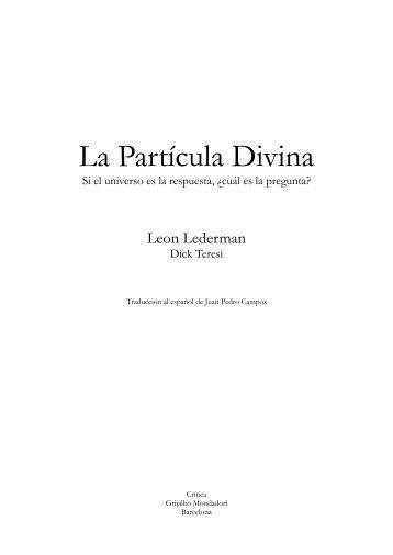 lederman-leon-la-particula-divina