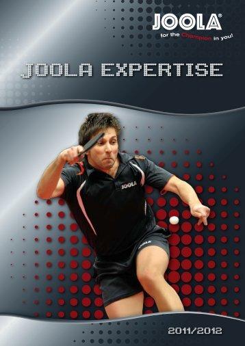 JOOLA EXPERTISE