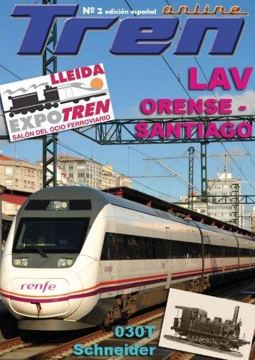 Maqueta numero 2.indd - Revista Tren