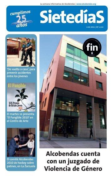 Descargar PDF - Siete Días Digital - Ayuntamiento de Alcobendas