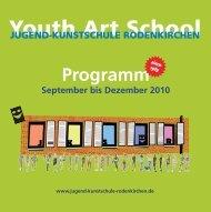 Youth Art School - Jugend-Kunstschule Rodenkirchen