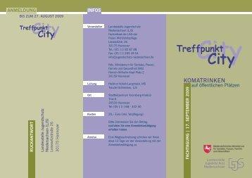 City City - Landesstelle Jugendschutz Niedersachsen