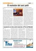 L'Arca del Maresme gestionarà la selectiva a tot el municipi - L'Agenda - Page 3