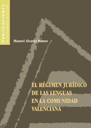 el régimen jurídico de las lenguas en la ... - Eines de Llengua
