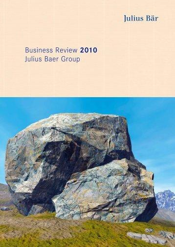 2011-02 ... - Julius Bär Gruppe