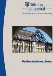 Institut für Pathologie der Universität Würzburg - Stiftung Juliusspital ...