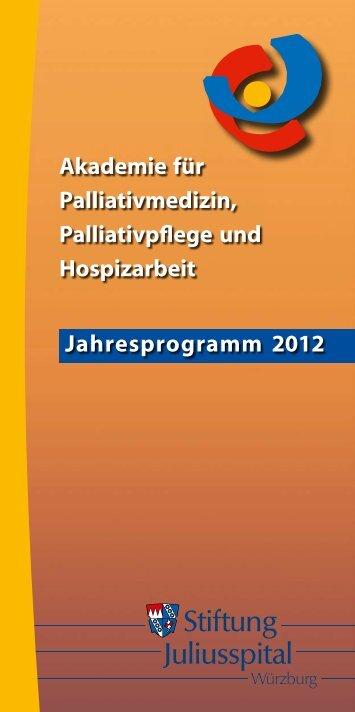 Akademie für Palliativmedizin, Palliativpflege und Hospizarbeit ...