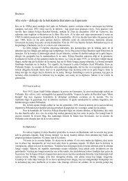 Mia stelo - delicaĵo de la holokaŭsta literaturo en ... - Plansprachen.ch