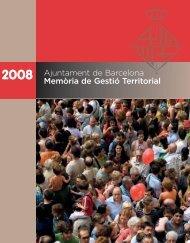 2008 - Ajuntament de Barcelona