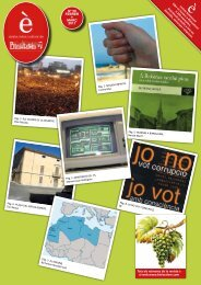 Nº 20 FEBRER MARÇ 2011 Tots els números de la ... - Ajuntament