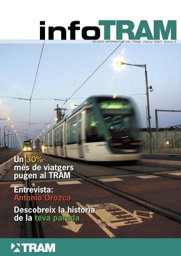 Núm. 05 - el Tram