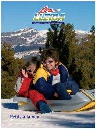 Petits a la neu - Ara Lleida