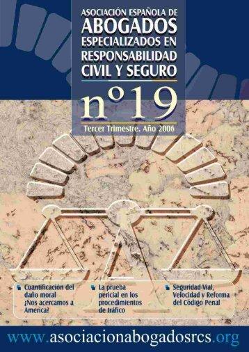 Nº19 - Asociación Española de Abogados Especializados