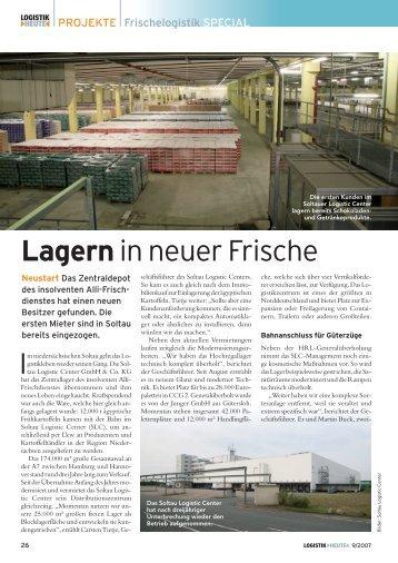 Lagernin - Junger GmbH