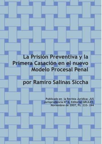 caratulas articulos.cdr - Ministerio Público