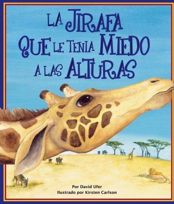 A LAS ALTURAS - Sylvan Dell Publishing
