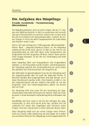 Häuptlingsbuch Häuptling - Jungschar.biz