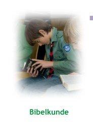 Bibelkunde - Jungschar.biz