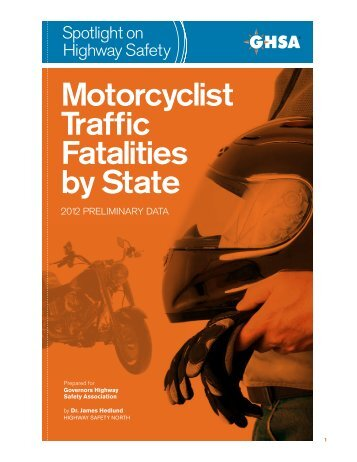 Motorcyclist Traffic Fatalities by State