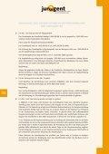 Einladung zur ordentlichen Hauptversammlung der ... - Juragent.de - Seite 6