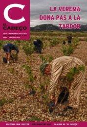 el cabeço agosto-noviembre 2012 - Ayuntamiento de Pinoso
